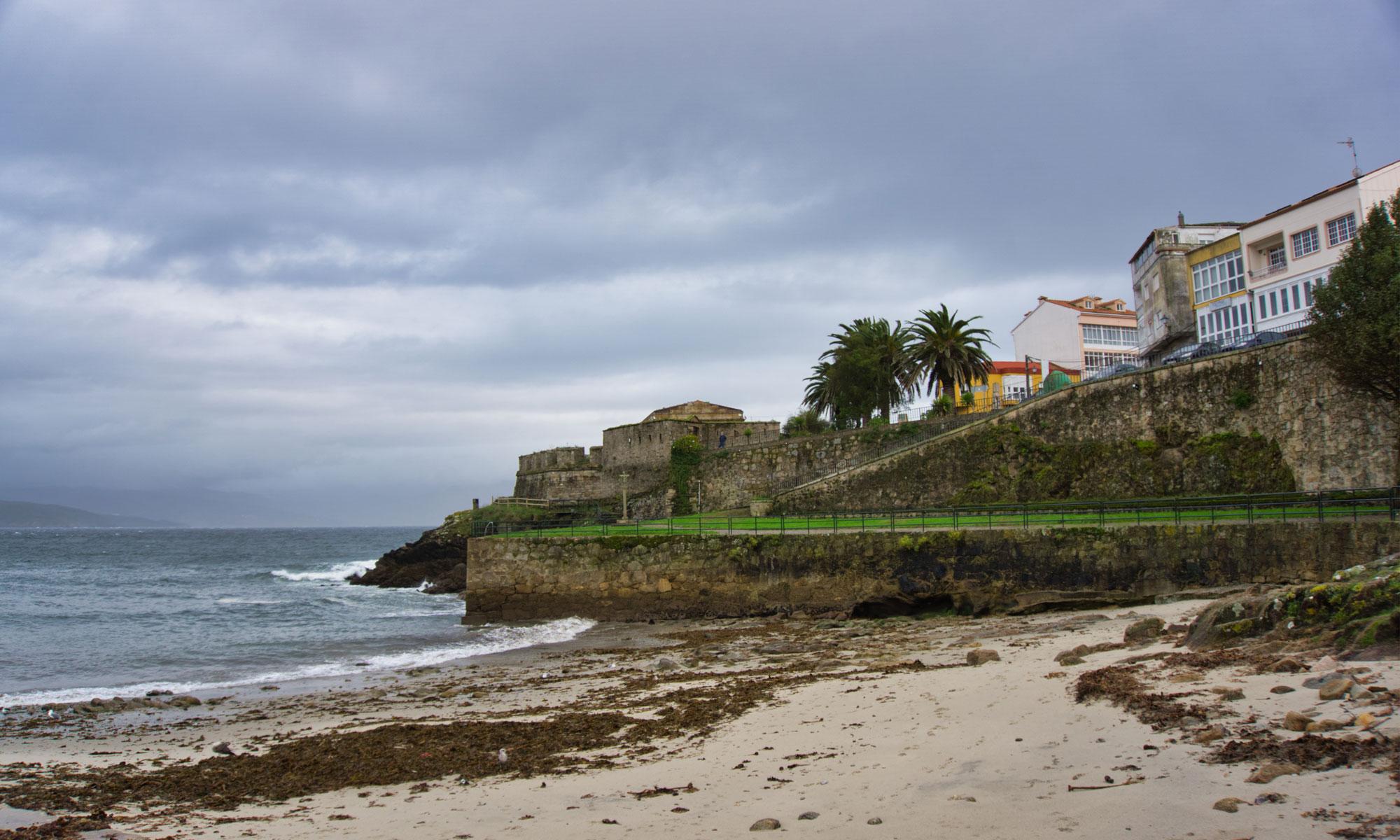 Замъкът San Carlos-Finisterre