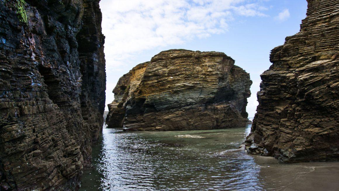 Playa de las Catedrales, остров Панча и още нещо