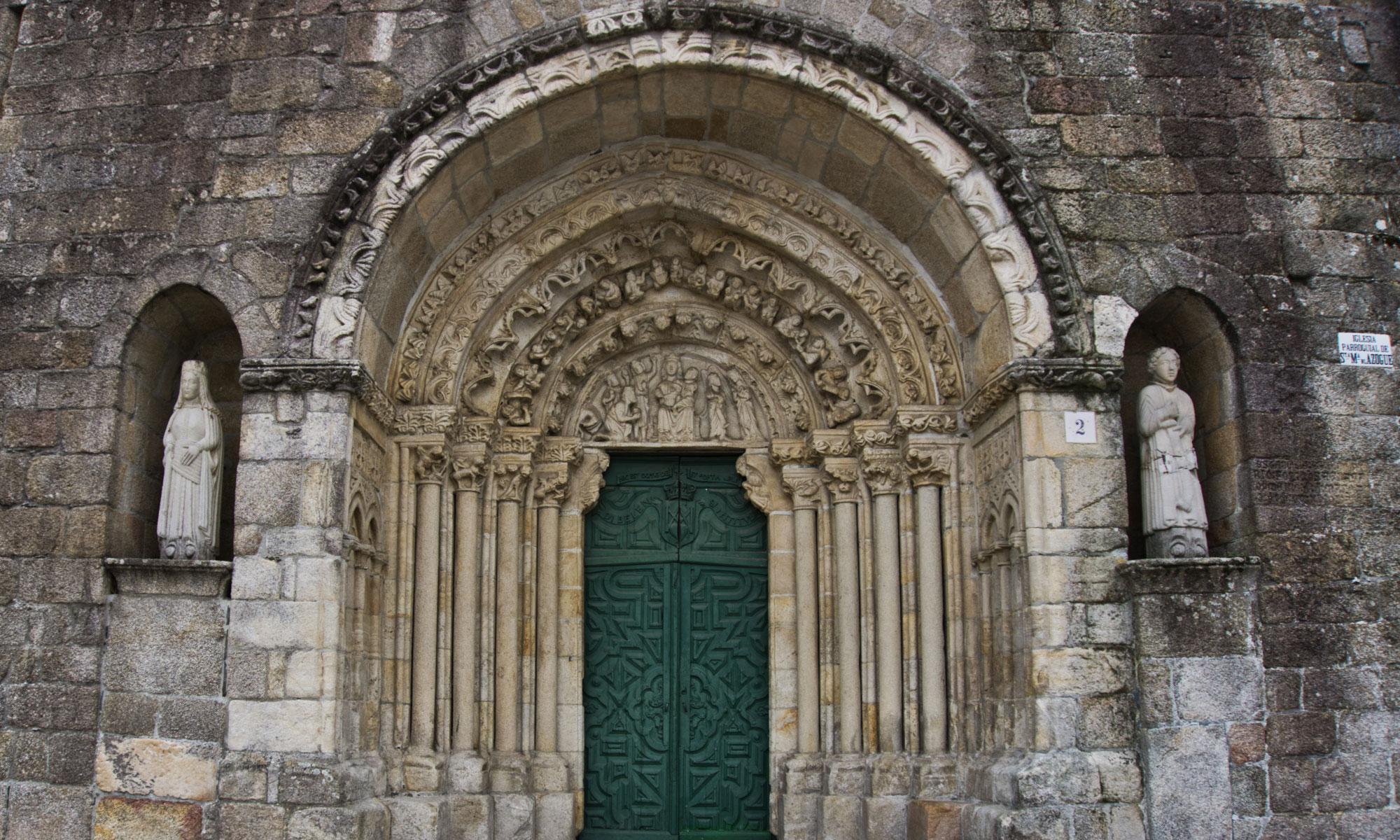 Катедрала в Бетанзос