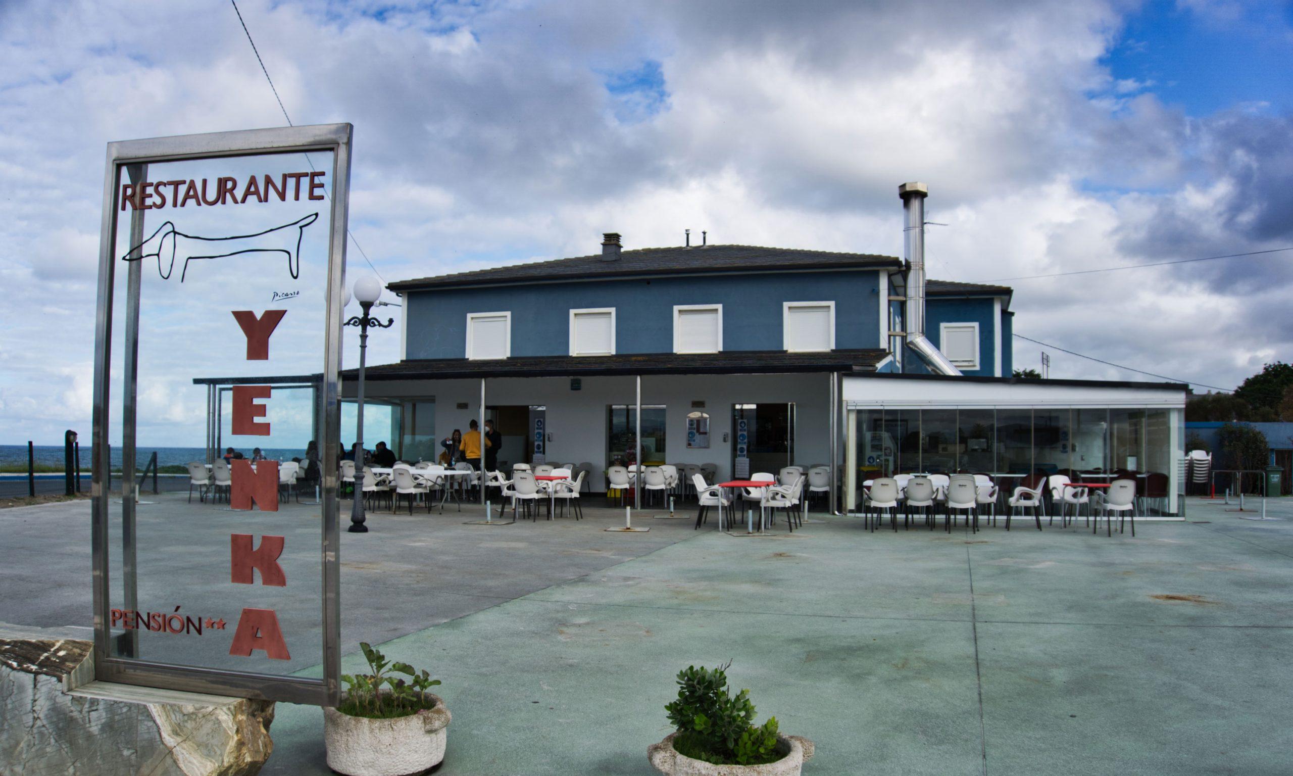 Restaurante La Yenka